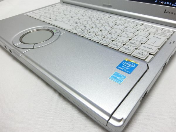 おすすめ☆大画面☆Panasonic Let's note CF-NX3 CF-NX3EMHCS/Core i5/4GB/320GB HDD/最新Windows10/Office/PC01688_画像4