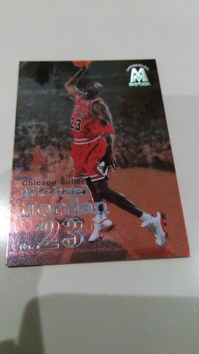 97-98/98-99 Michael Jordan カード10枚セット マイケル・ジョーダン