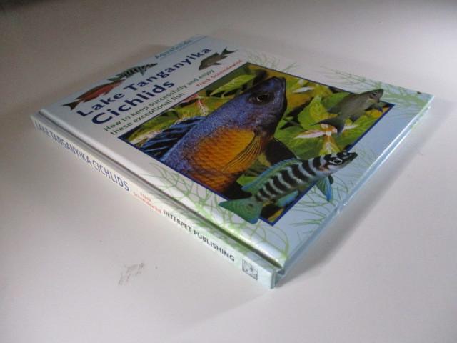 タンガニーカ湖のシクリッド図鑑 アフリカン・シクリッド 魚_画像1