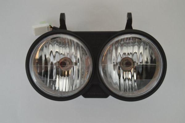 BUELL最高! XB Lightning系 ヘッドライトハウジング Y0721.6AC