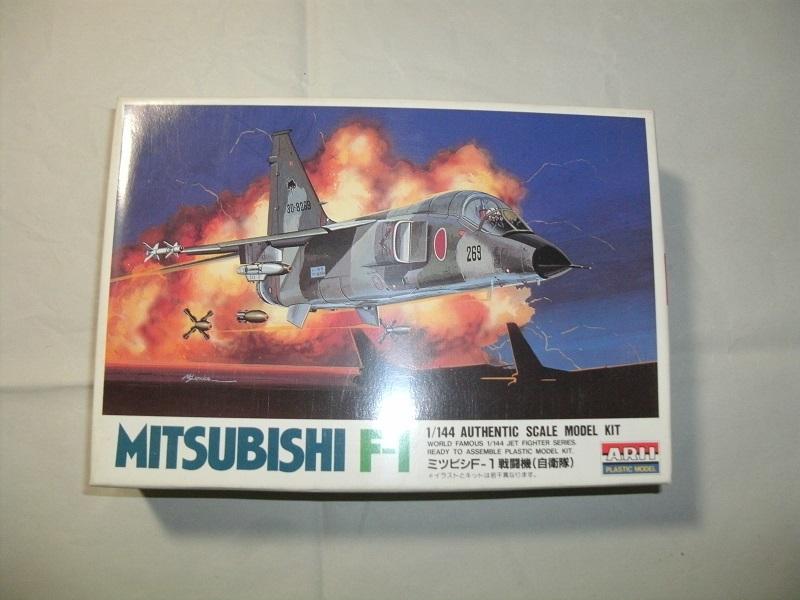 1/144 三菱 F-1 アリイ ARII マイクロエース エルエス LS 航空自衛隊 戦闘機 MITSUBISHI