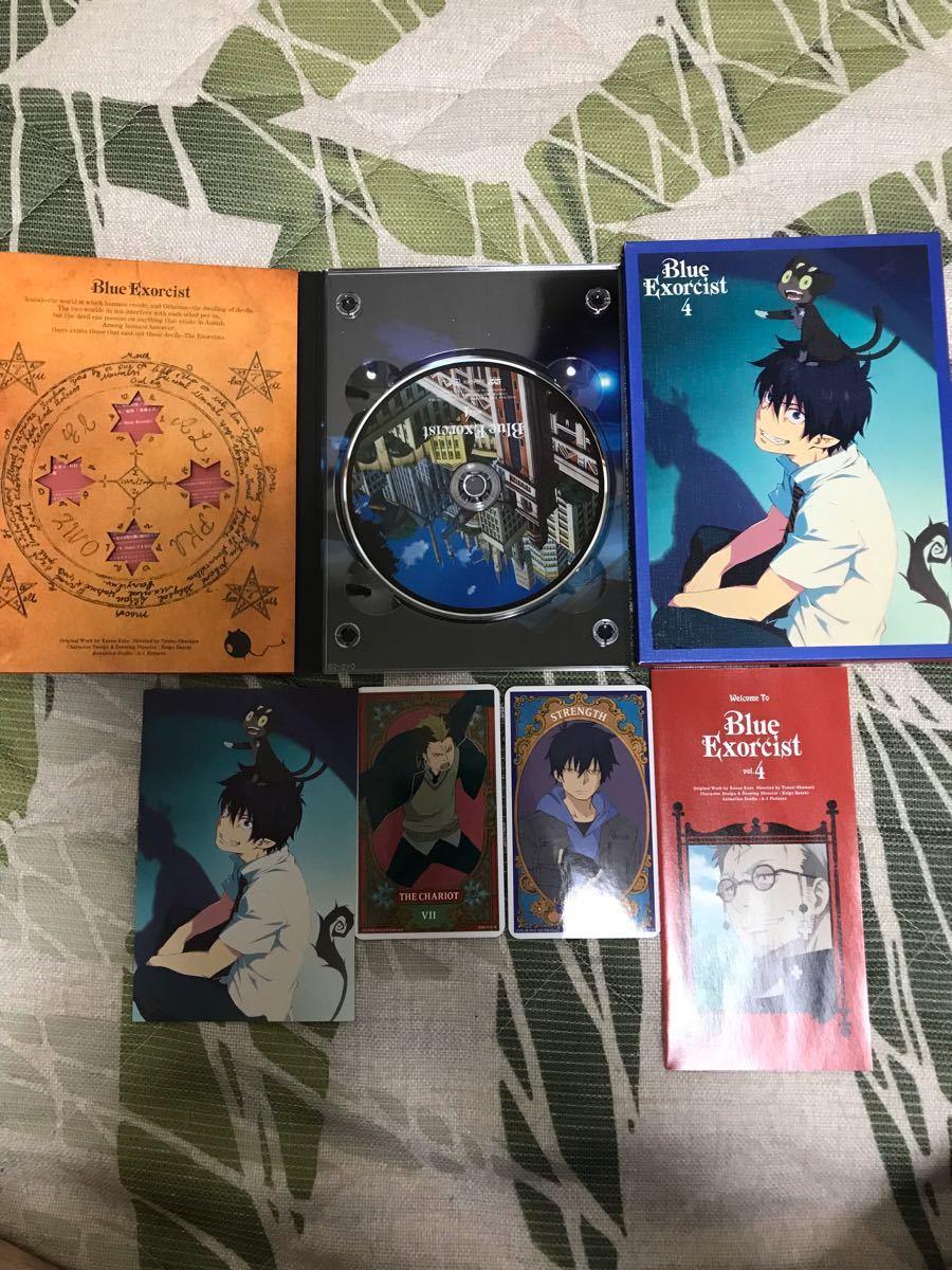 青の祓魔師 エクソシストDVDBOX 完全生産限定版 Vol.1