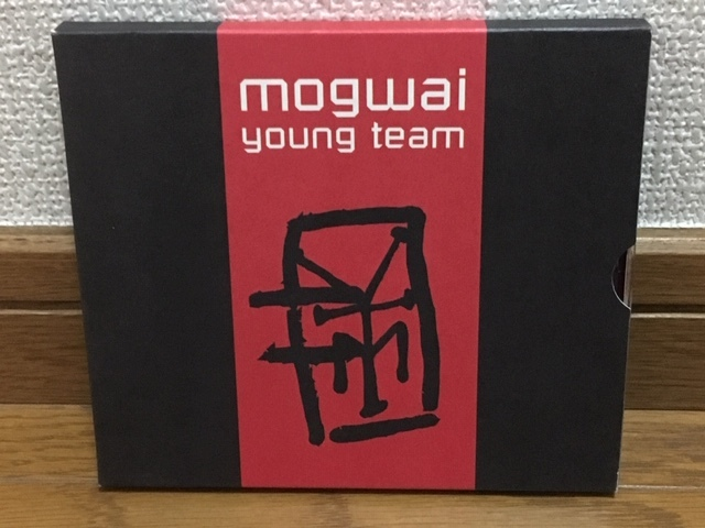 MOGWAI Young Team (Deluxe Edition) ポストロック ノイズ アンビエント 名盤 輸入盤 2CD Arab Strap Godspeed You Black emperor Delgados_画像1