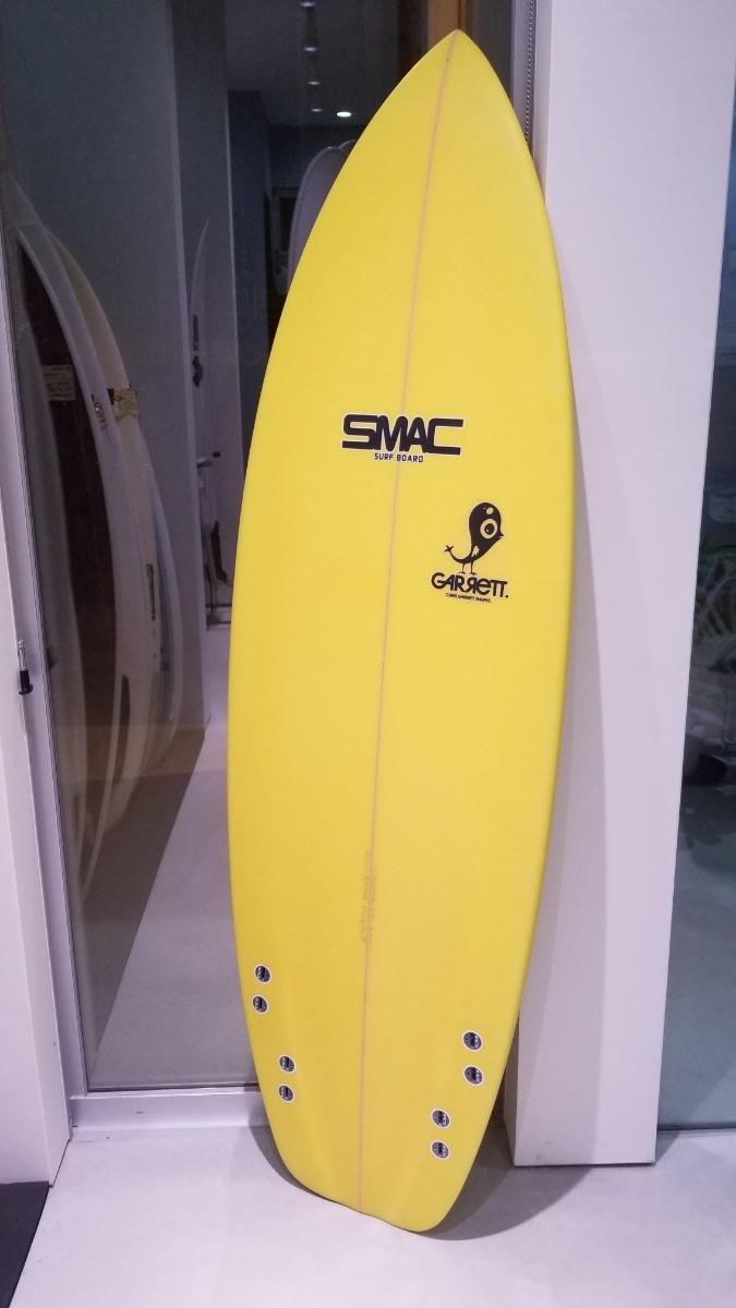 新品展示品 SMACサーフボード CHRIS GARRETT_画像2