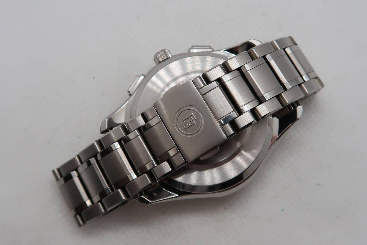 ◆◇CITIZEN シチズン エクシード エコ・ドライブ GPS衛星電波 F900-T022685 メンズ 腕時計◇◆_画像4