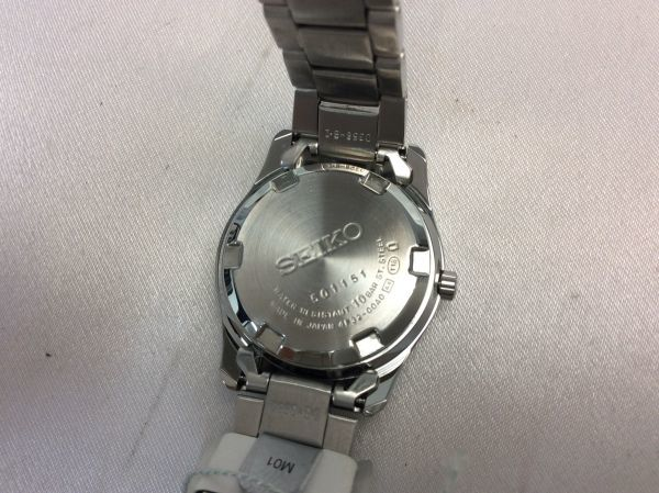 R01-00037 SEIKO 腕時計 PERPETUAL CALENDAR_画像2