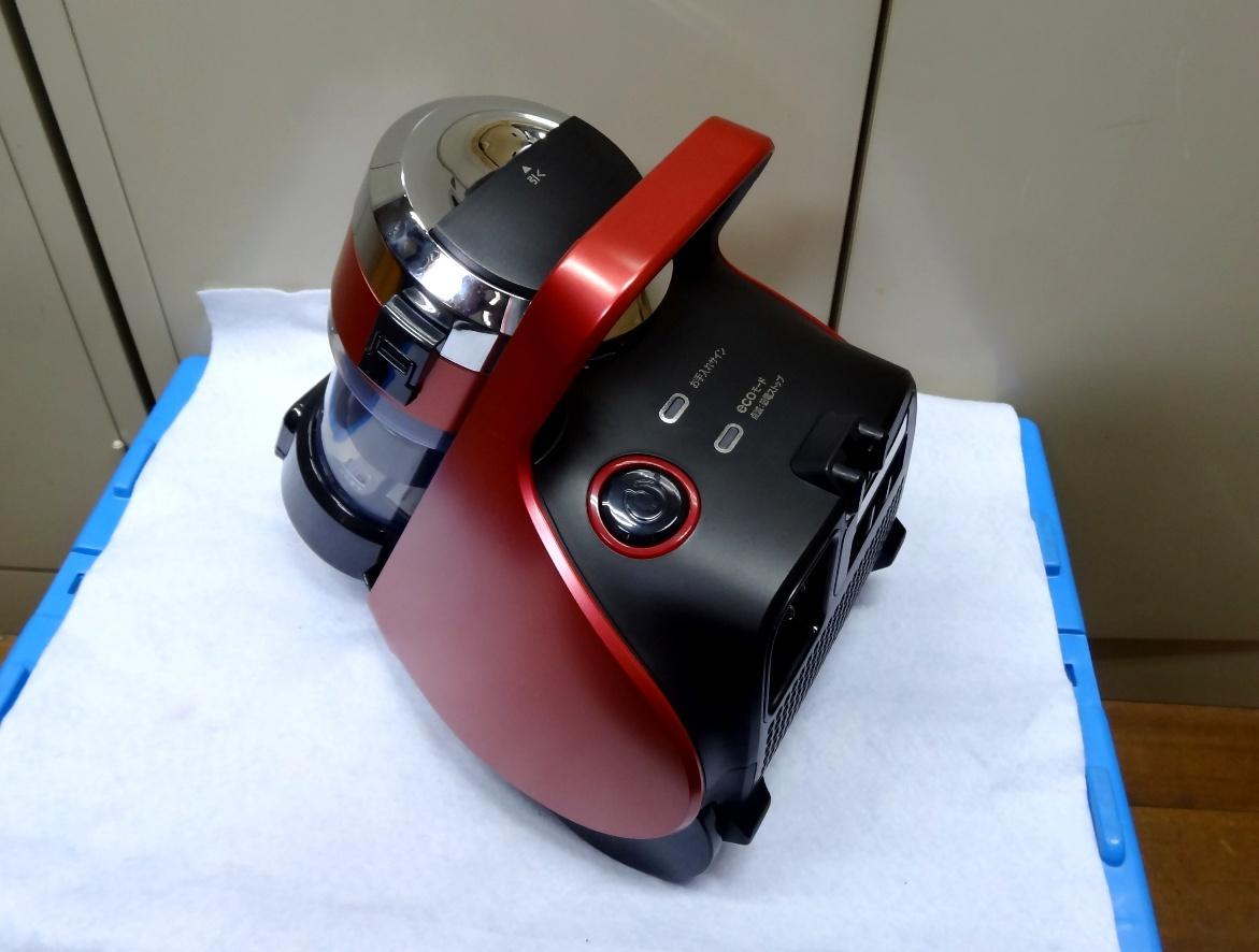 ☆東芝 サイクロンクリーナー トルネオVコンパクト VC-JS6000(R)未使用品☆_画像2