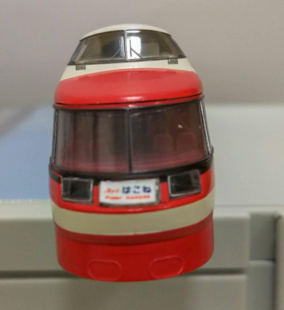 TOMIX 小田急ロマンスカー7000形LSE (新塗装) セット 92743_画像5