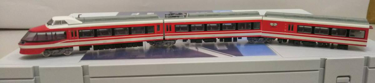 TOMIX 小田急ロマンスカー7000形LSE (新塗装) セット 92743_画像3