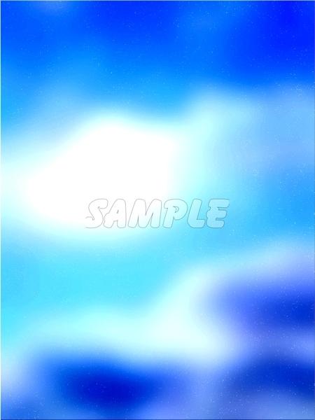●CG絵イラスト背景●完全オリジナル著作権フリー◆青空 湖 海◆幻想ファンタジー風印刷プリント高解像度画像素材集516点_画像5