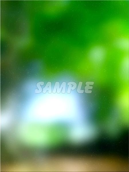 ●CG絵イラスト背景●完全オリジナル著作権フリー◆緑森林木◆幻想ファンタジー風印刷プリント高解像度画像素材集1,457点_画像8