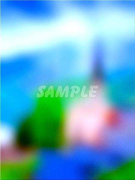 ●CG絵イラスト背景●完全オリジナル著作権フリー◆風景◆幻想ファンタジー風印刷プリント高解像度画像素材集962点_画像6