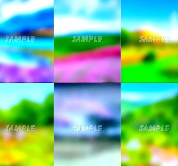 ●CG art●Original copyright free◆Landscape◆Fantasy print high resolution image picture 962 items_画像1