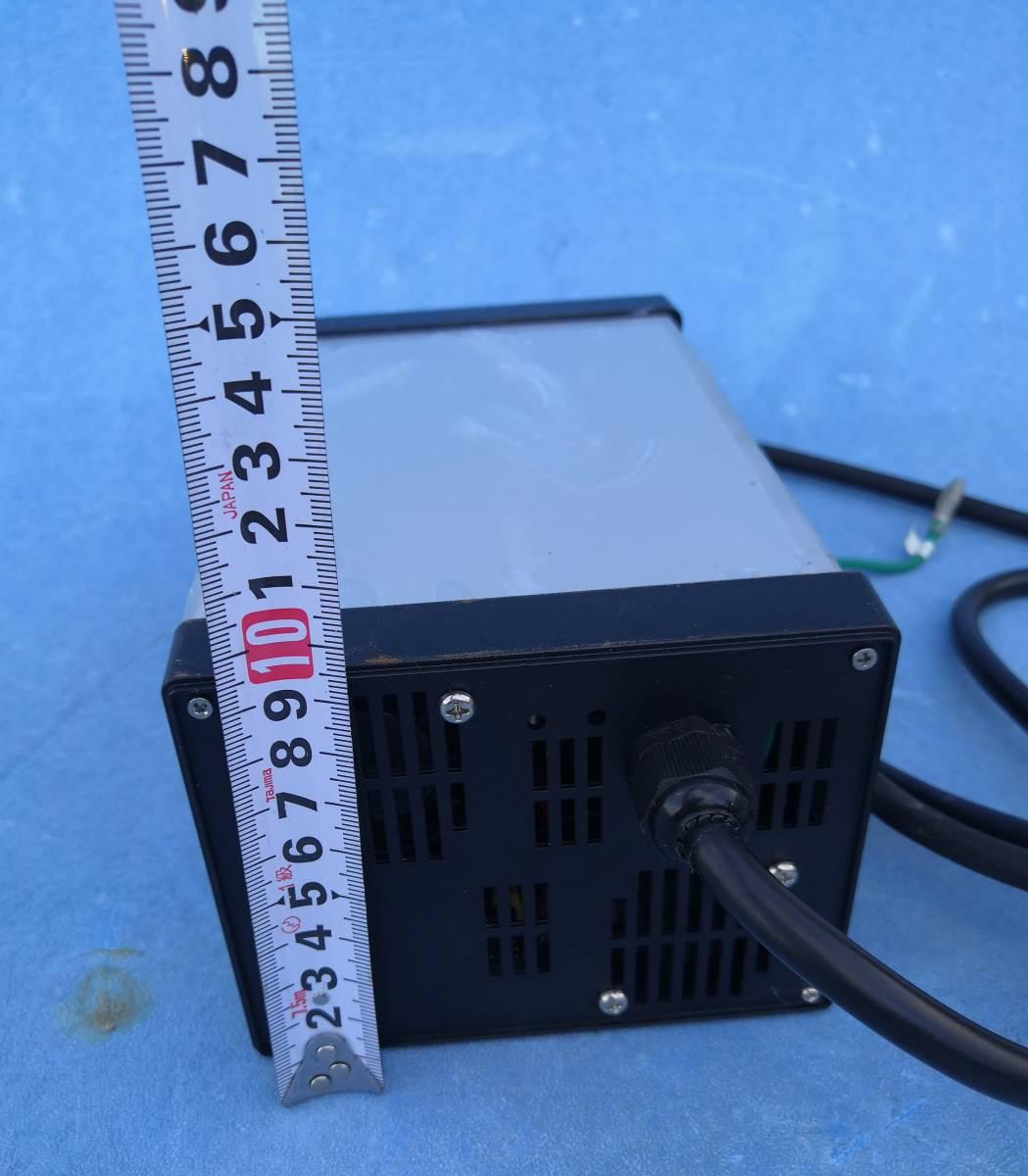 リーフバッテリーユニット10枚用充電器84V10A充電動作確認しました_画像4