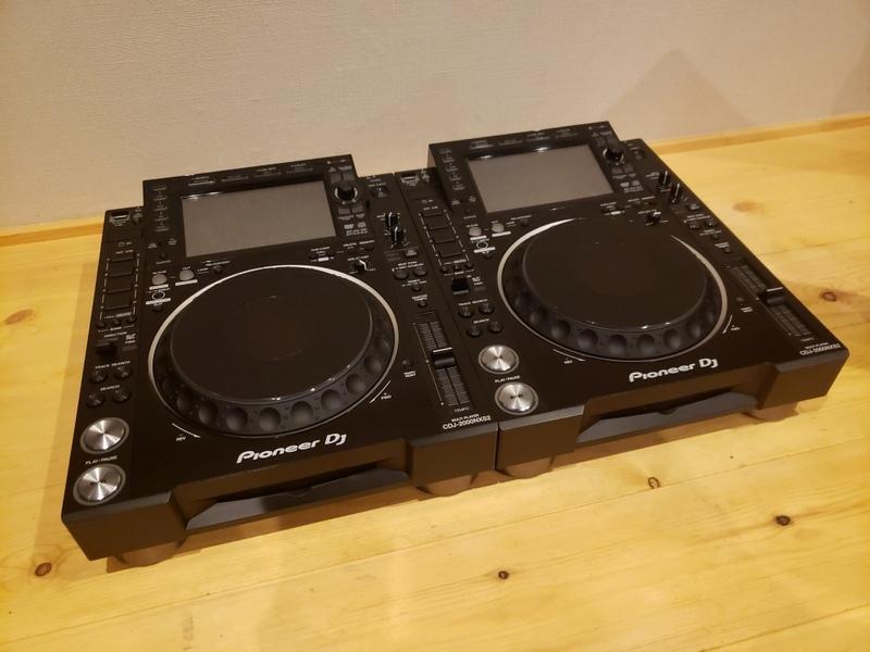 ◆良品/Pioneer/CDJ-2000NXS2/マルチプレイヤー/2台セット/DJセット/2016年製/パイオニア◆