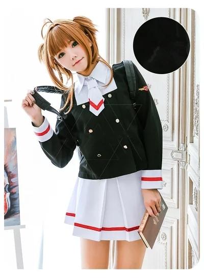 セーラー服 クリスマス コスプレ 制服 女子高生 ブレザー S M L XLサイズあり コスチューム 女性 ミニスカート 半袖 スカート2221