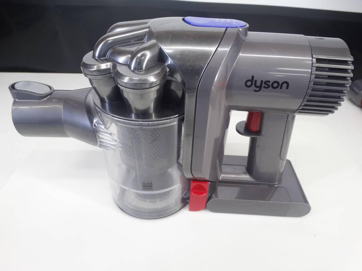 07707 dyson/ダイソン DC45 コードレスクリーナー サイクロン 掃除機_画像3