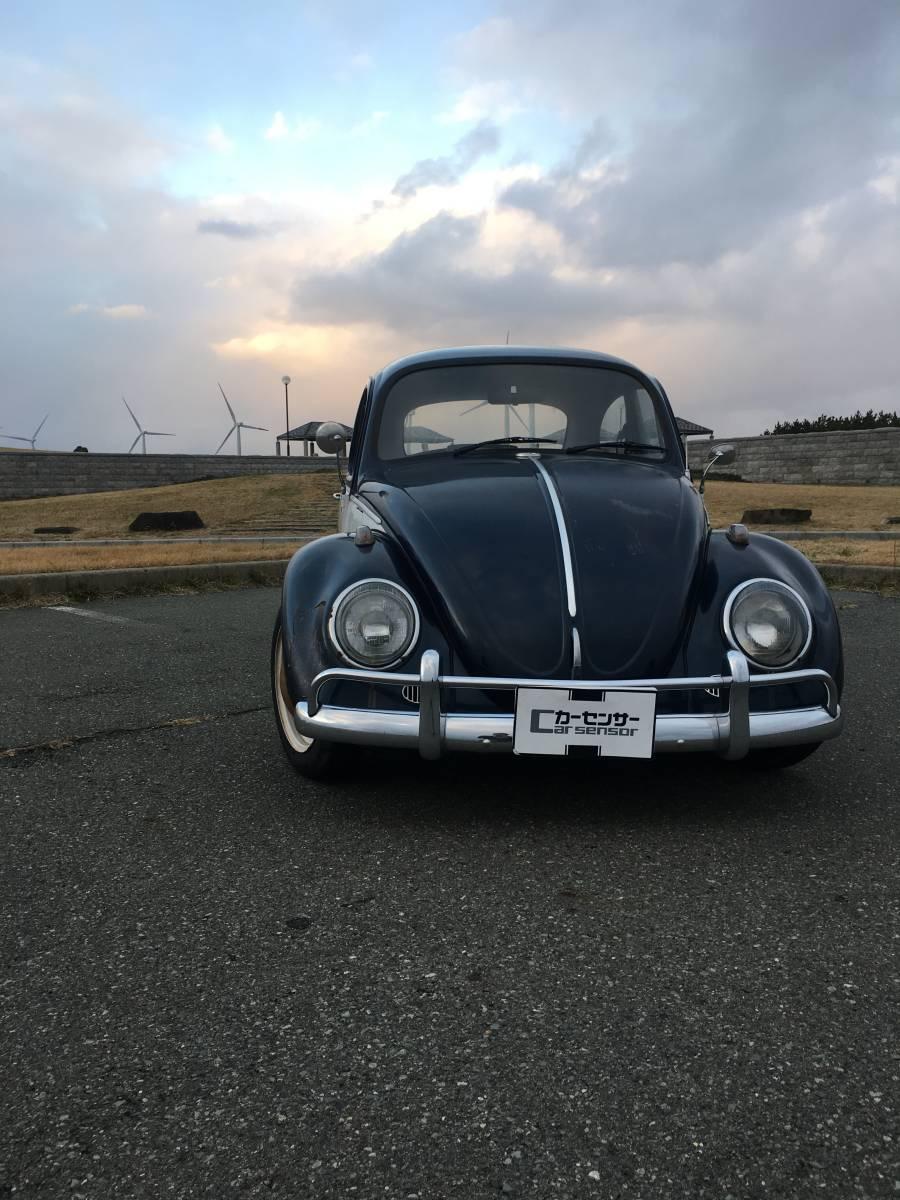 売切り☆左H 車検1年付 VW TYPE1 メキシコビートル 空冷 ビンテージLOOK カスタム _画像4