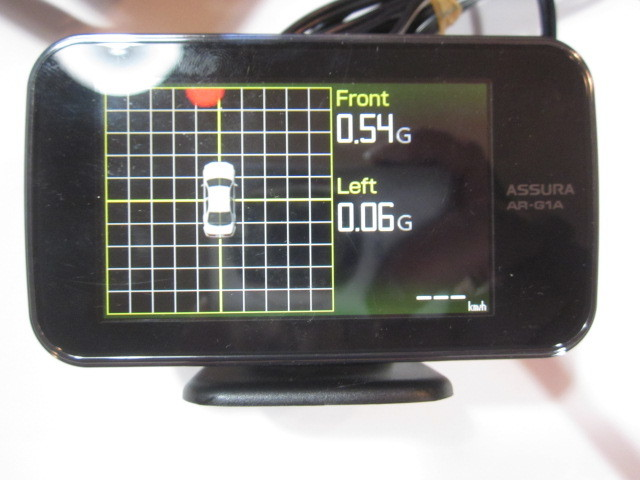 Cellstar ASSURA GPSレーダー AR-G1A セルスター_画像3