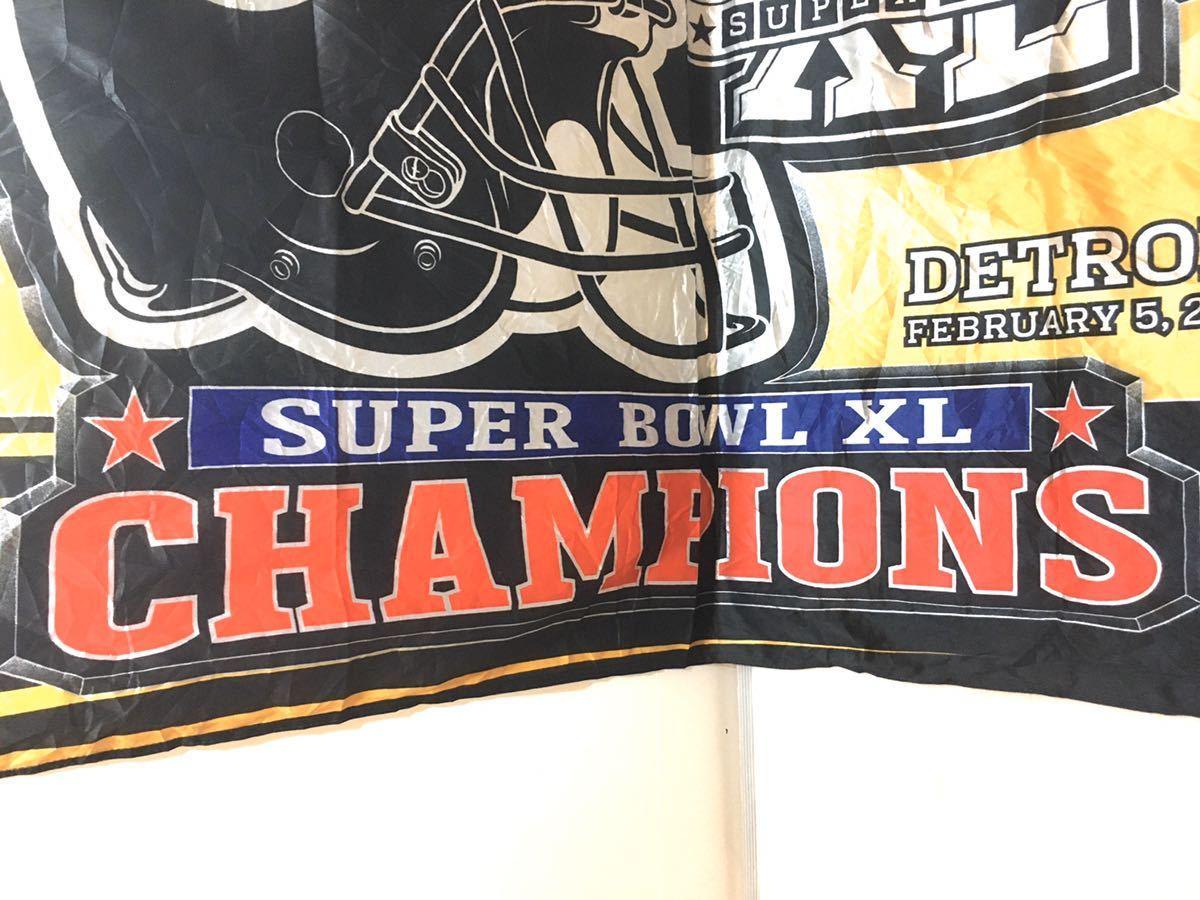 アメリカ superbowl deadstock detroit スーパーボウル デトロイト ラグビー アメリカ古着 アメフト アメリカンフットボール_画像2