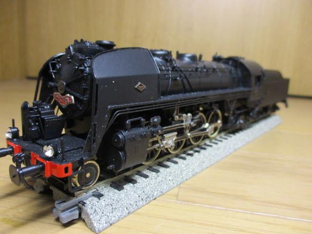 Fulgurex/天賞堂製:SNCF 141R  (ミカド)黒色 元箱付き 新同品_画像2