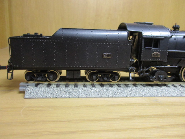 Fulgurex/天賞堂製:SNCF 141R  (ミカド)黒色 元箱付き 新同品_画像5