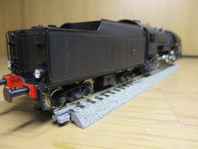 Fulgurex/天賞堂製:SNCF 141R  (ミカド)黒色 元箱付き 新同品_画像6