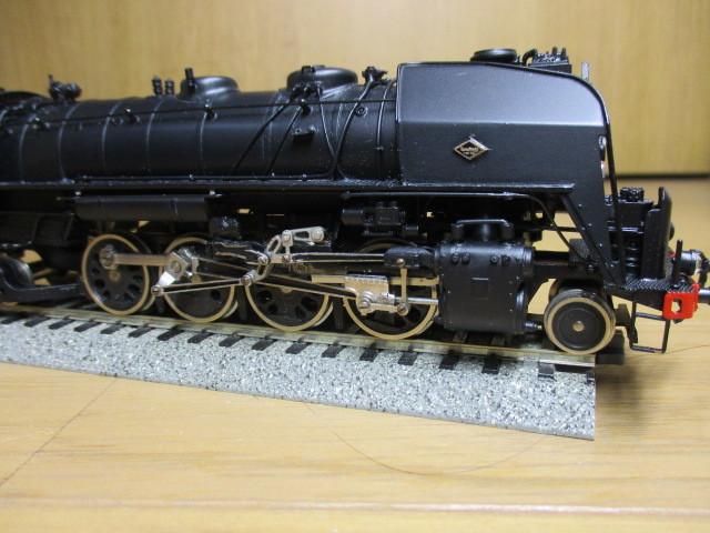 Fulgurex/天賞堂製:SNCF 141R  (ミカド)黒色 元箱付き 新同品_画像8