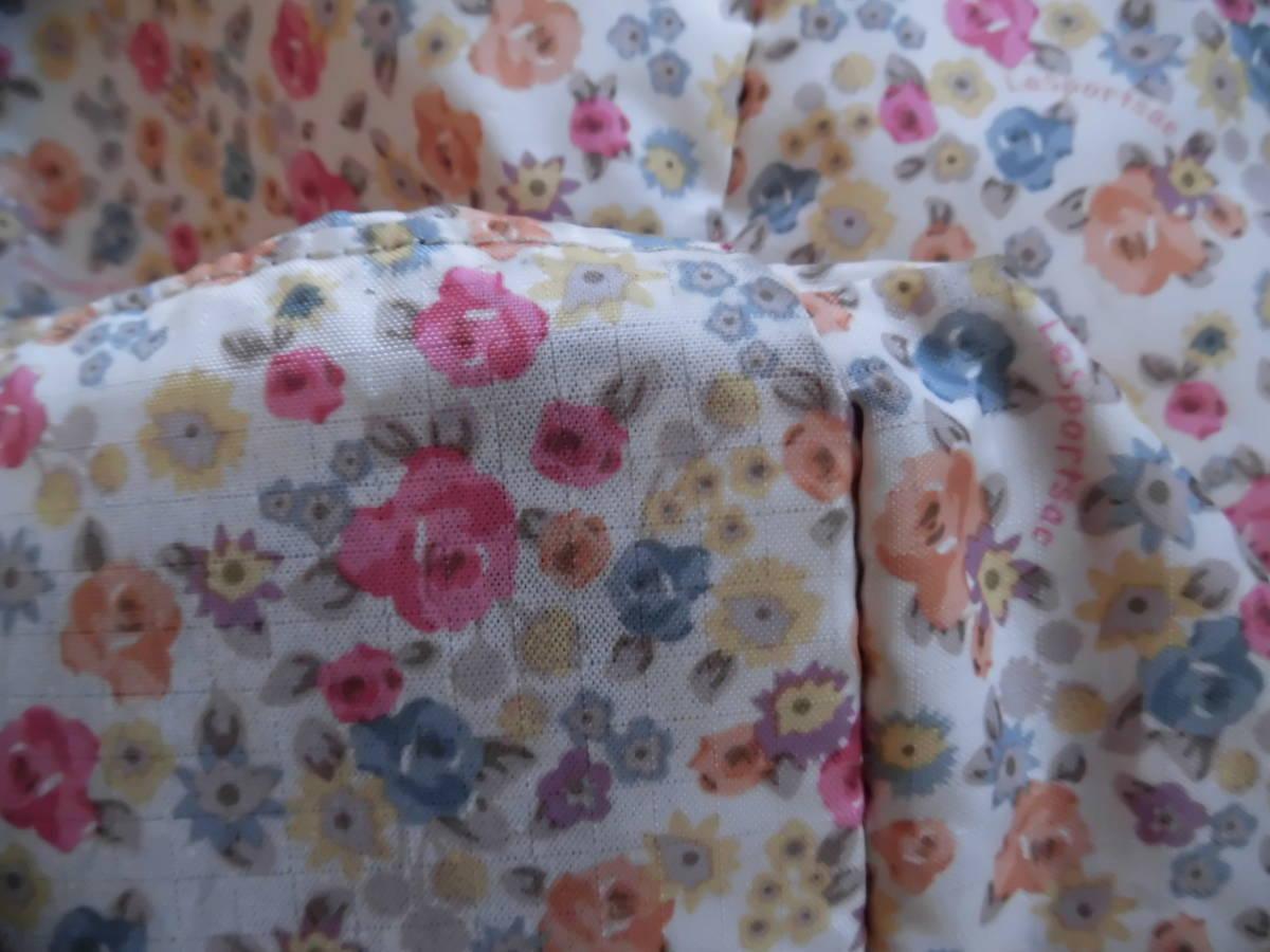レスポートサック★ライアンベビートート、花柄ママバッグ、マザーズバッグ、大き目バッグ、大容量_画像8