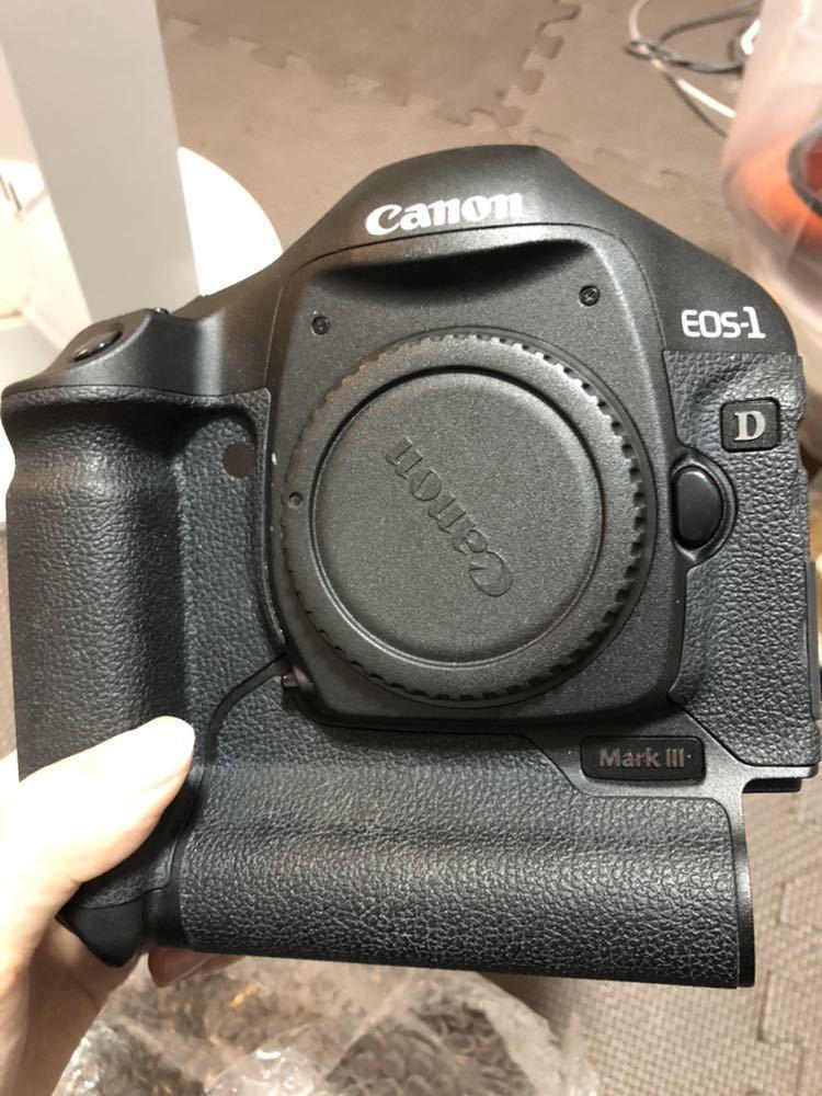 Canon キャノン Eos-1D Mark III ボディ