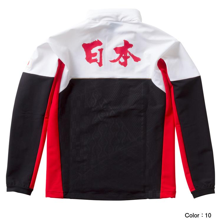 【新品未開封】カンタベリー ラグビー ワールドカップ 日本代表 RWC 2019 ジャパン ストレッチ ジャケット 3L 選手着用_画像2