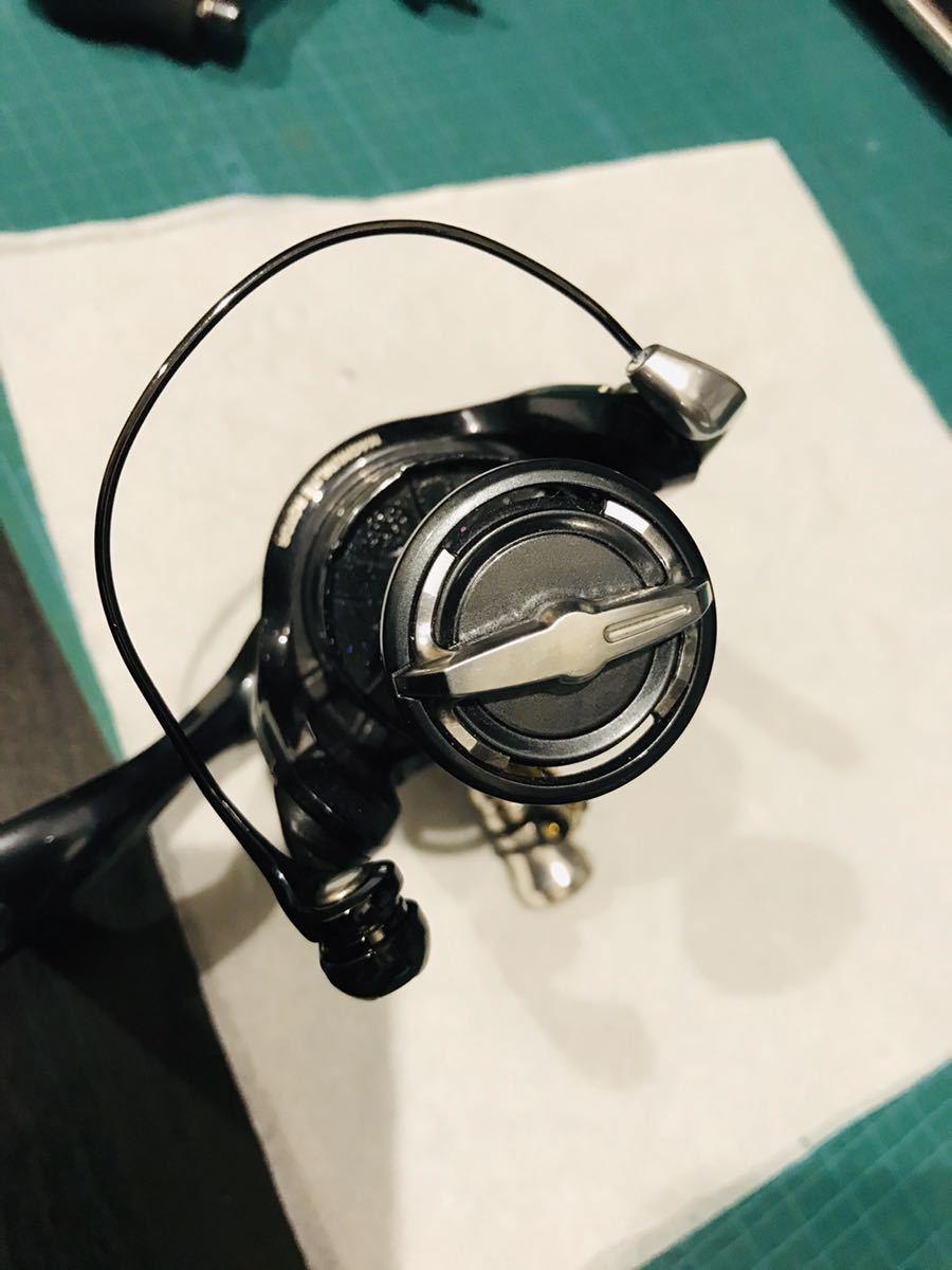 シマノ 12ヴァンキッシュ c3000SDH本体 カスタムベース_画像5