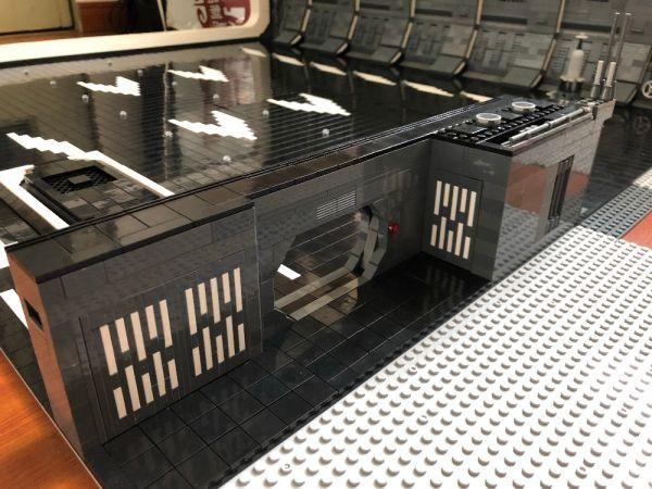 MOC LEGO レゴ ブロック 05132 75192 互換 7805pcs スター・ウォーズ UCS ミレニアム・ファルコン ドック ベイ 格納庫 DL012_画像3