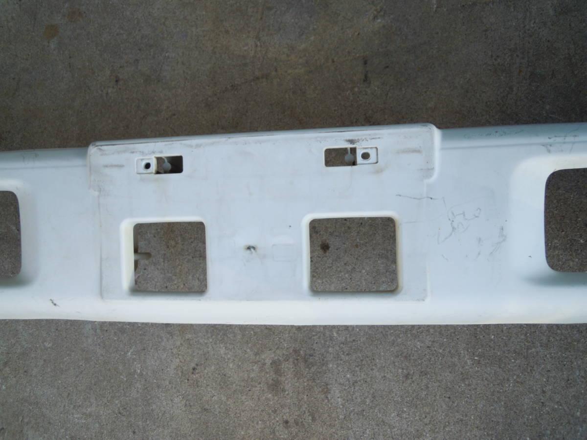 H エルフ 2t 標準 純正 フロントバンパー 167cm_画像4