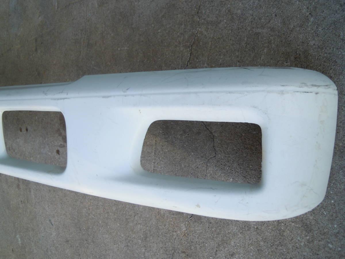 H エルフ 2t 標準 純正 フロントバンパー 167cm_画像3