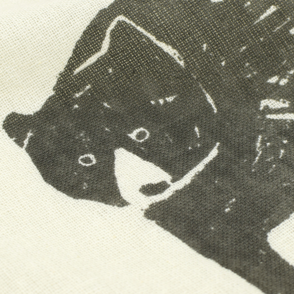 マルチクロス サファリ 動物柄 マルチカバー ソファーベッド トップクロス シーツ インテリア雑貨 子供部屋 約145×225cm_画像5