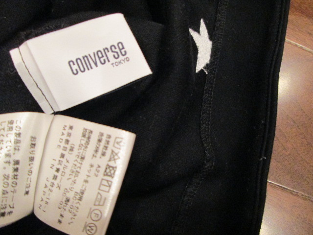 超激安、CONVERSE TOKYO 15000円、バックジップトップス_画像8