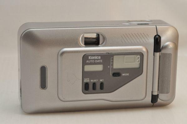 [11420Y1]★緊急大特価★KONICA Big mini 35mm F3.5 初代_画像5