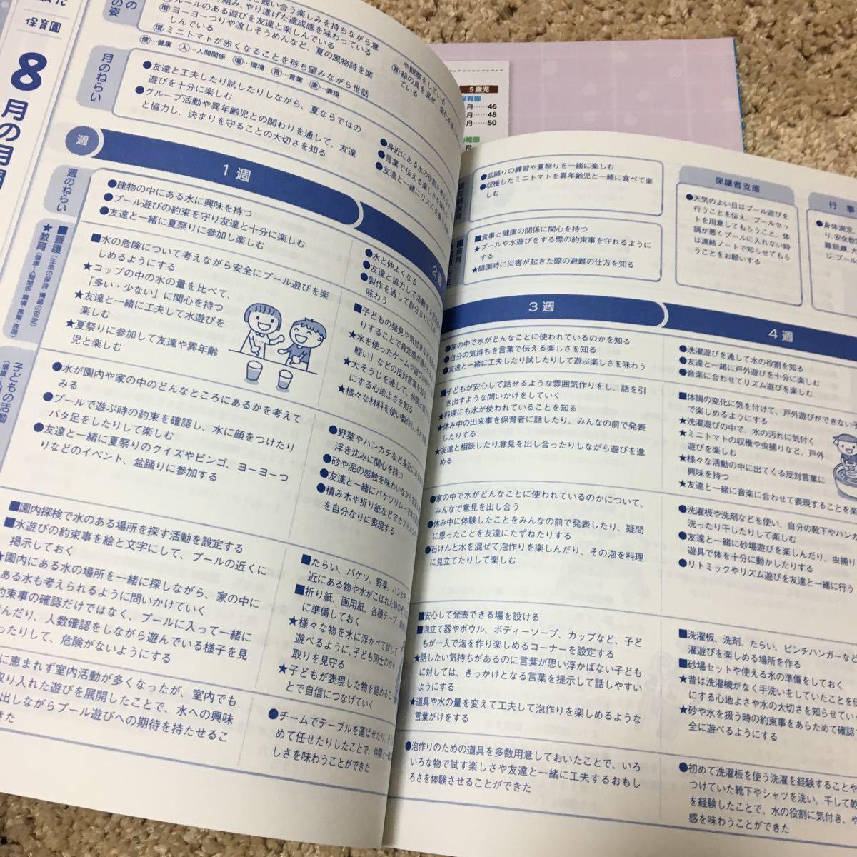 歳児 週 案 1 1歳児3月の月案・週案の文例