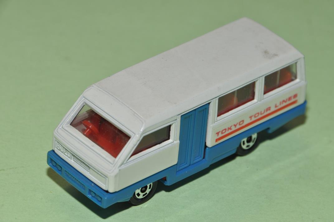 いすゞロデッカー・デマンドバスです