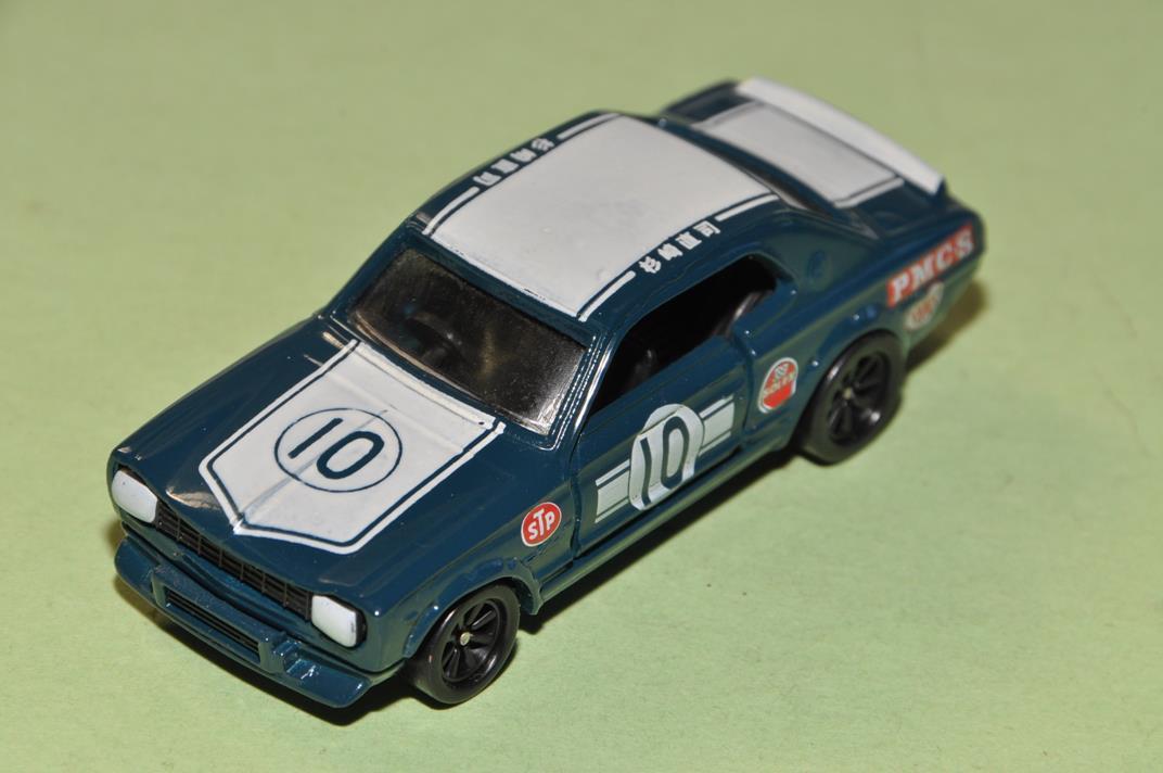 KPGC10 GT-R カー No.10 です