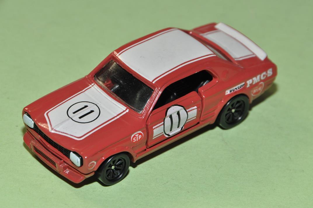 KPGC10 GT-R カー No.11 です