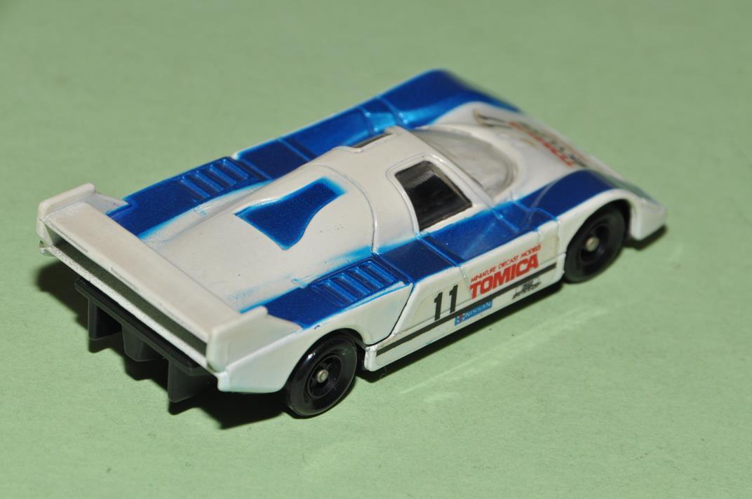 トミカ '74ニッサン スカイライン ターボC カ-No.20 / ターボC カーNo.11 S=1/64 2種セット _画像4