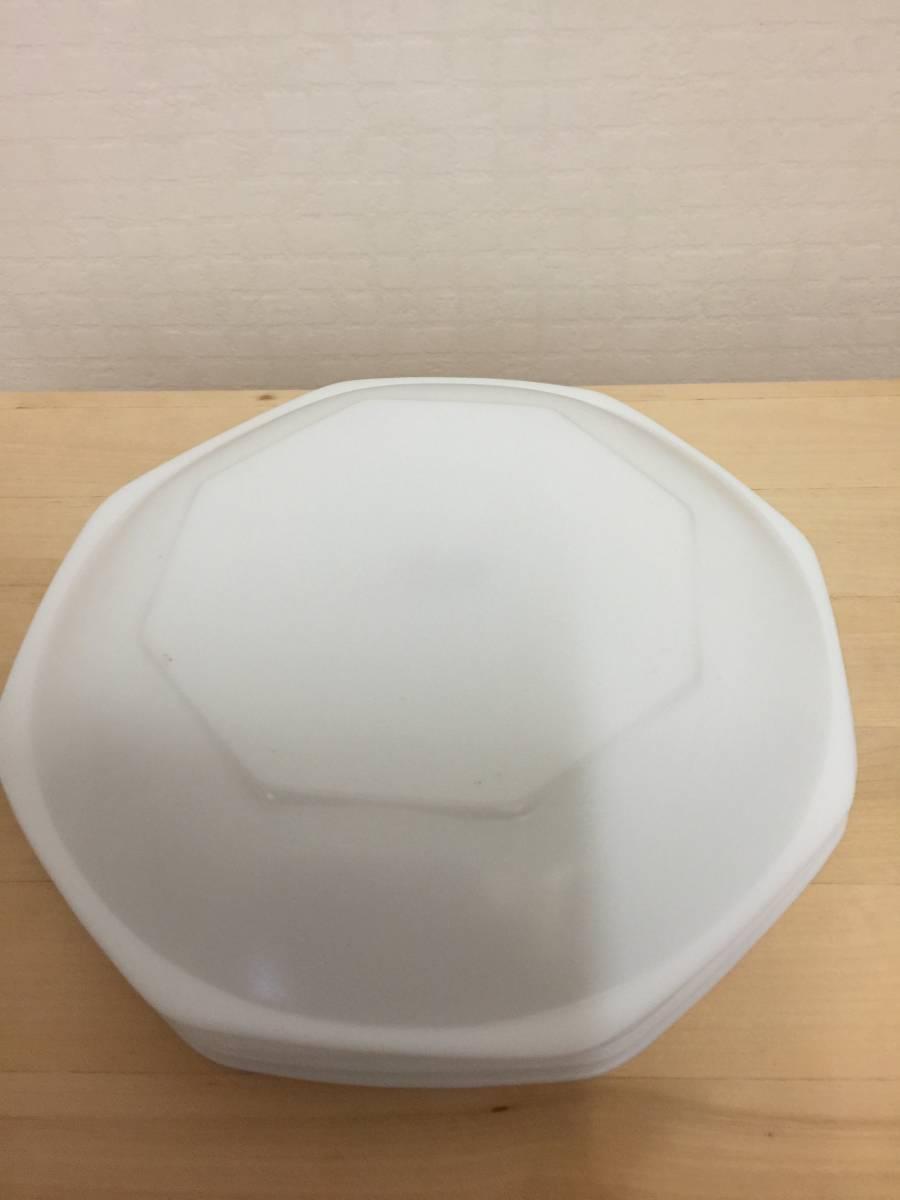 ヤマザキ☆パン祭り☆白いお皿・4枚セット☆地域限定宅配便送料無料_画像4