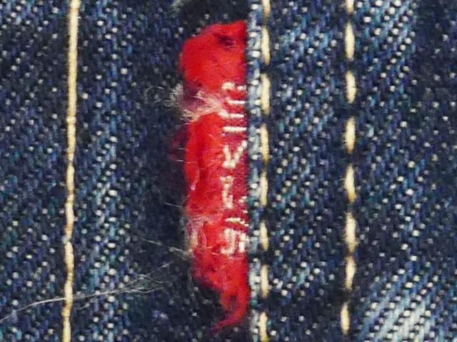 即決★Levi's★メンズM位 ビンテージ古着 Gジャン 70505 リーバイス 70s ビッグE ジャケット ジージャン デニムジャケット_画像5