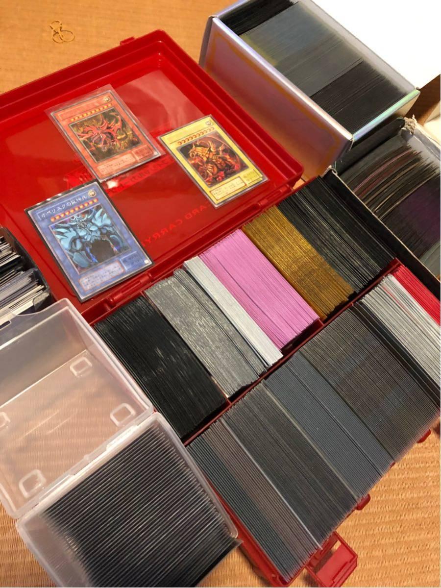 遊戯王 大量 処分 未開封 パック ボックス 3000枚以上