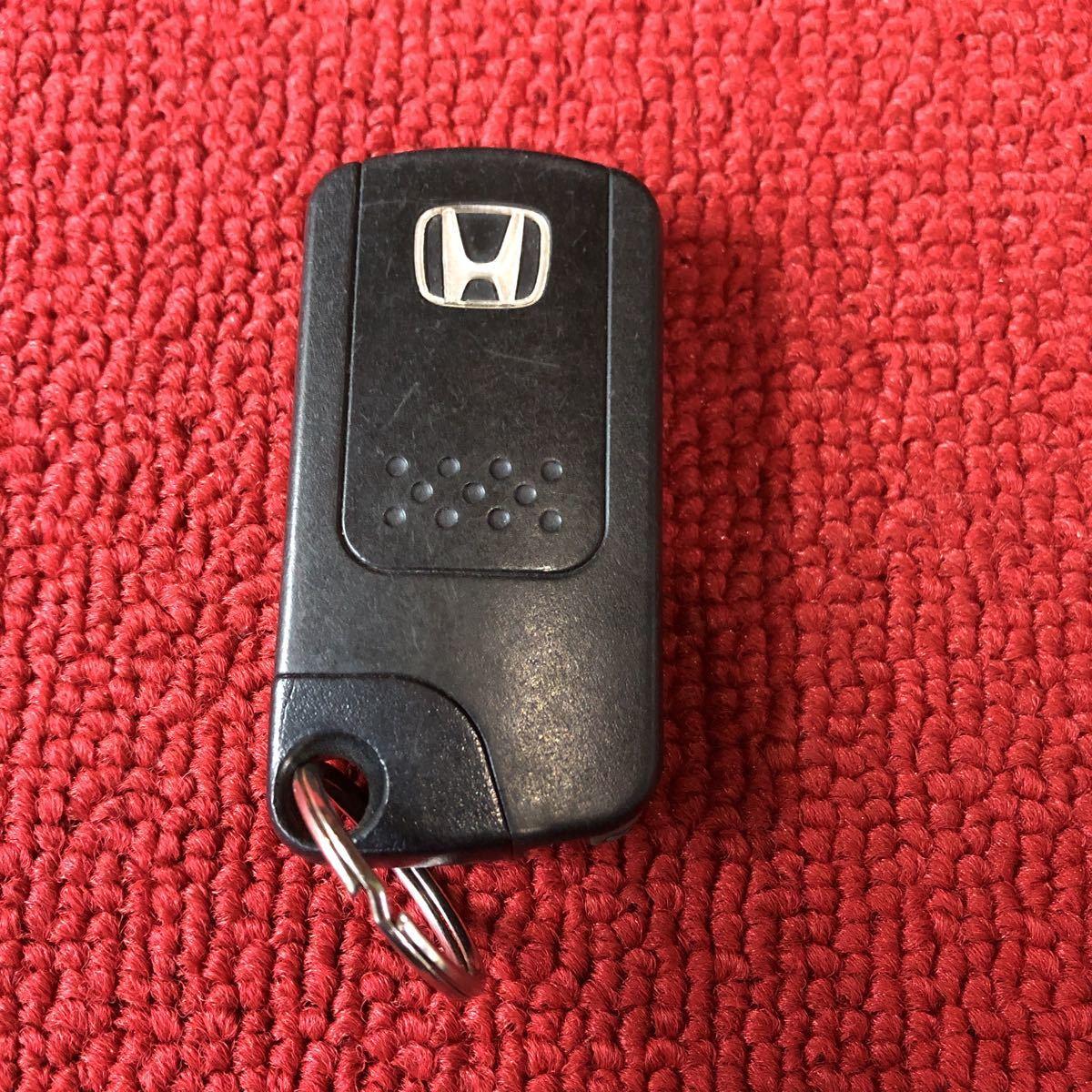 ホンダ RG系 ステップワゴン 72147-SLJ-J61 スマートキー 4ボタン 作動確認済み CC581_画像3