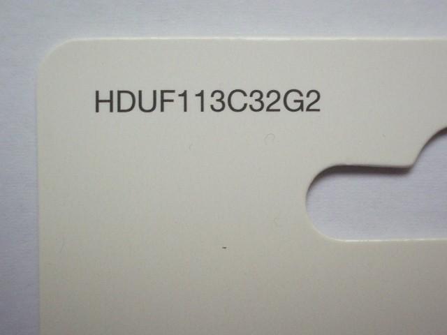 新品 未開封◆HIDISC USB2.0 対応 フラッシュ メモリ 32GB HDUF113C32G2◆送料120円_画像4