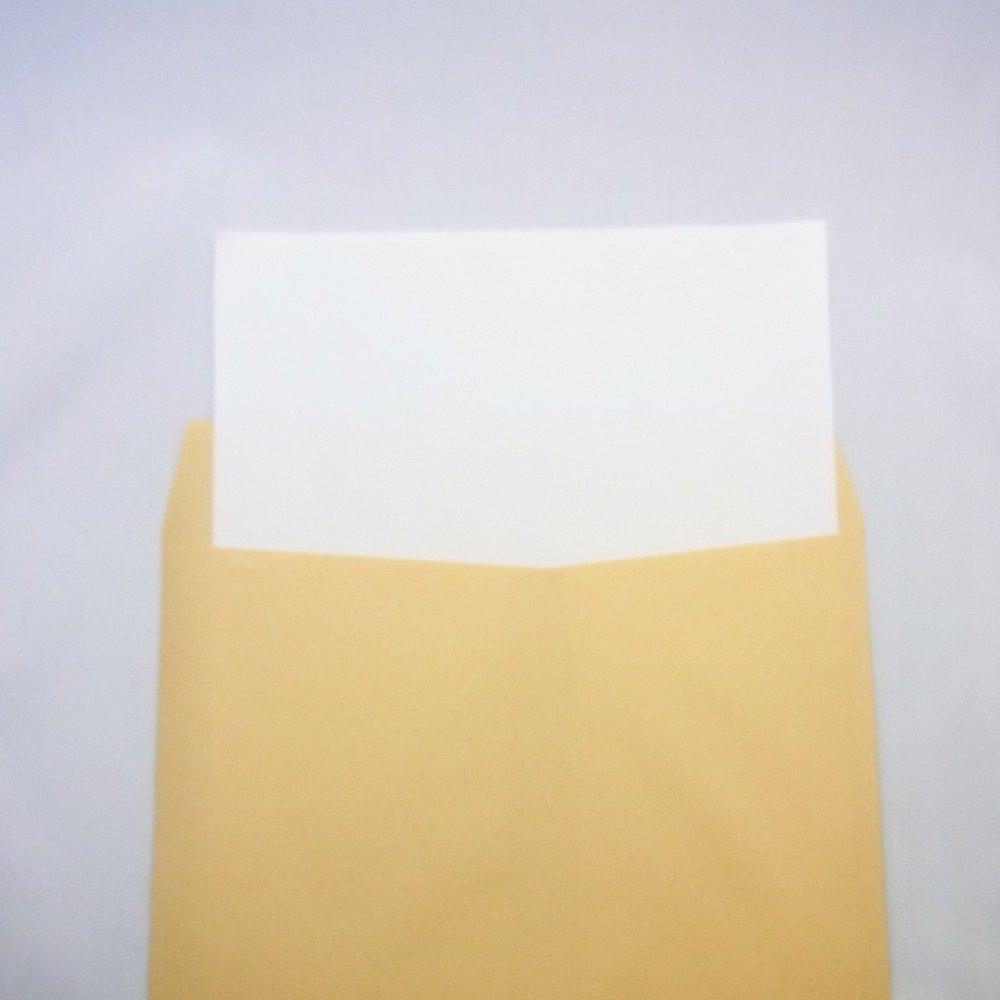 クラフト封筒A4ビッグサイズ 10枚 角形2号240X332mm・70g/㎡定形外郵便用_画像3