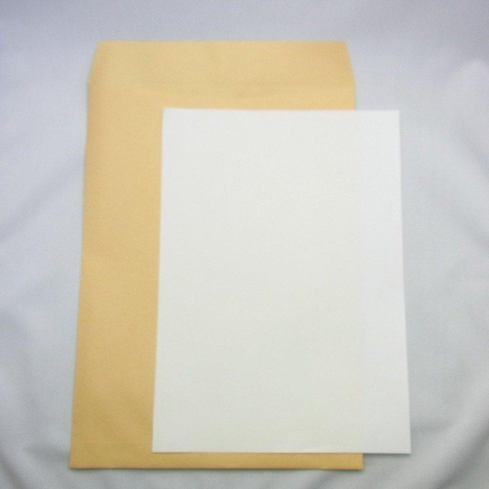 クラフト封筒A4 ビッグサイズ 50枚 角形2号240X332mm・70g/㎡定形外郵便用_画像4